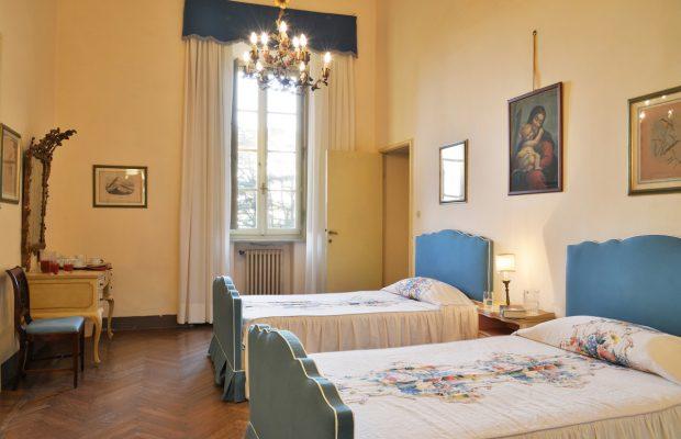 Villa Scerni: Second floor twin bedroom