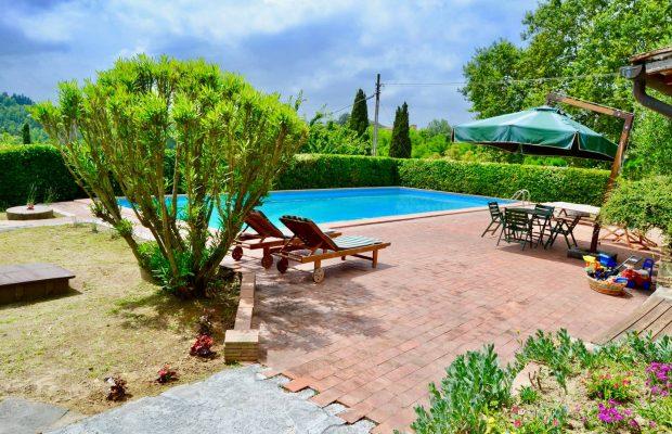 Villa Guardavalle : pool