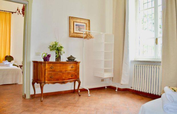 Villa Guardavalle: Ground floor family bedroom