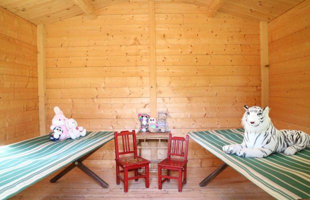 Villa Studiati - Kids' cabin details