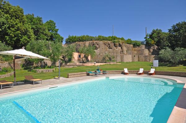 Pitigliano sleeps 27 tuscany